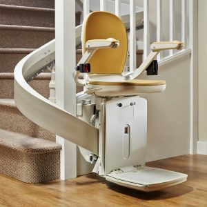Acorn 180 Curved Stairlift Repair Service And Maintenance